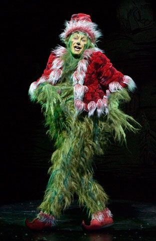 Kevin Bailey at DR. SEUSS' HOW THE GRINCH STOLE CHRISTMAS At The Old Globe