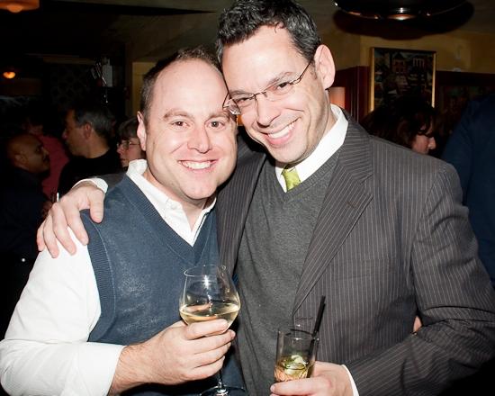 Jim Ferris and Thom Christopher Warren
