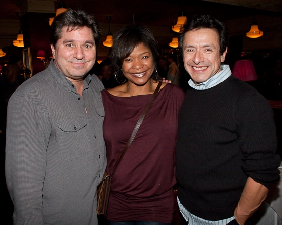 Jeff Lee, Bonita J. Hamilton and Enrique Segura