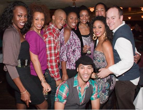 Sophia Stephens, Nicole Adell Johnson, Brandon Christopher O'Neal, Ta'Rea Campbell, A Photo