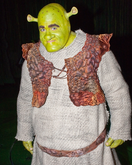 Photos: SHREK THE MUSICAL Celebrates One Year on Broadway and Bids Star Brian d'Arcy James Farewell