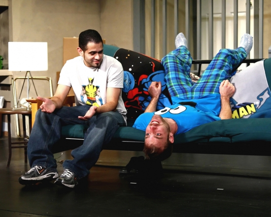 Photo Flash: SEE DICK... At The Sherman Playhouse