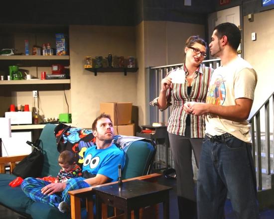 Photo Flash: SEE DICK... At The Sherman Playhouse