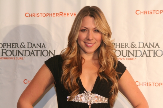 Colbie Caillat at 2009 Christopher & Dana Reeve Foundation Gala