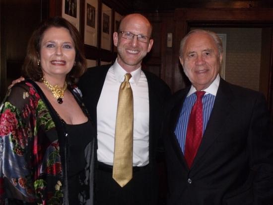 Randie Levine-Miller, Douglas J. Cohen and Ted Miller