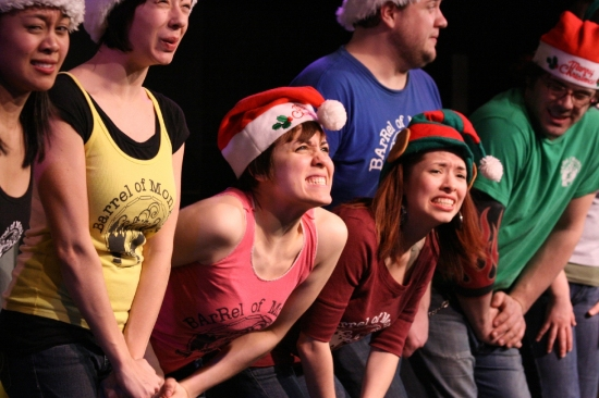 Photo Flash: BOM Announces Holiday Shows