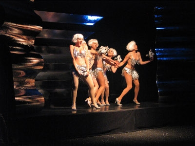 Photo Flash: OH THOSE BEAUTIFUL WEIMAR GIRLS Plays La MaMa E.T.C.