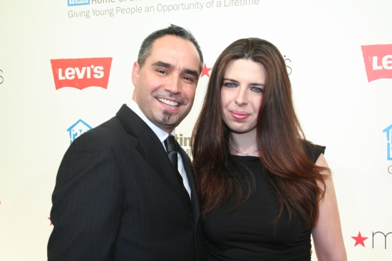 Thomas Krever and Heather Matarazzo