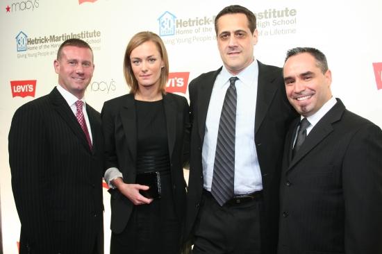 Michael Colby, Anette Trettebergstuen, Stuart Milk and Thomas Krever
