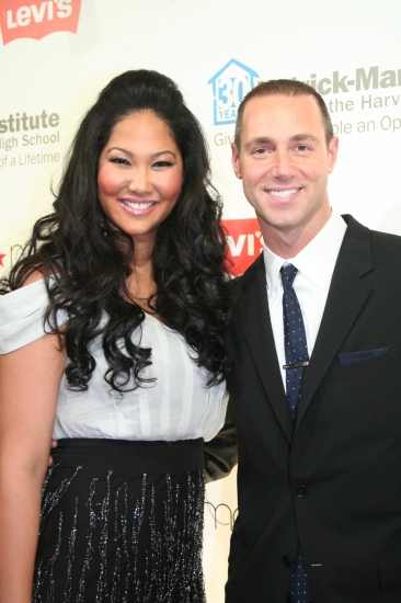 Kimora Lee Simmons and Rob Smith