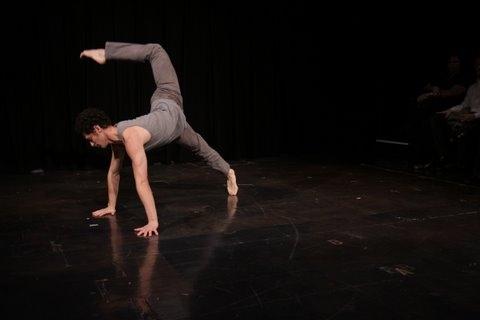 Photo Flash: ACTIVATE! Opens At Theatre C