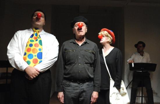 Robert Rowe, Louis Vuolo, Virginia Armitage and Jerry Marsini