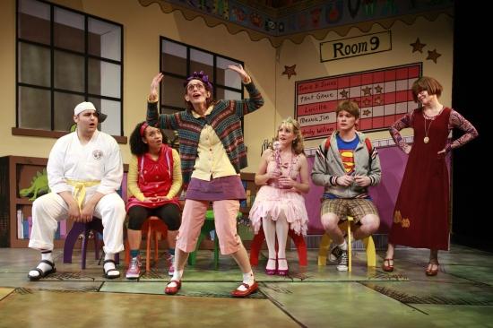 Nicholas Mongiardo-Cooper, Dawn-Lyen Gardner, Jamey Hood Erika Whalen, Brian Hostenske and Jennifer Parsons
