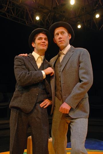 Jordan McArthur and Andrew Dahl