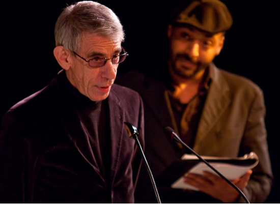 Richard Belzer and Jessie L. Martin