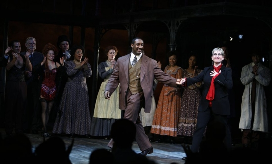 Photo Coverage: RAGTIME Brings 'New Music' Back to Broadway - Opening Curtain Call