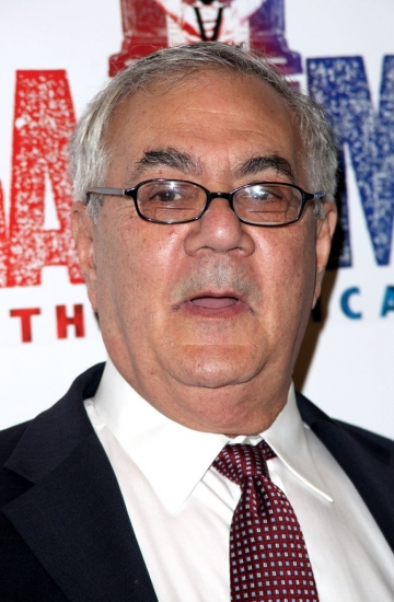 Barney Frank at RAGTIME Returns - Opening Night Arrivals