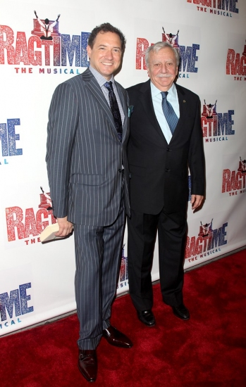 Kevin McCollum and Emanuel Azenberg