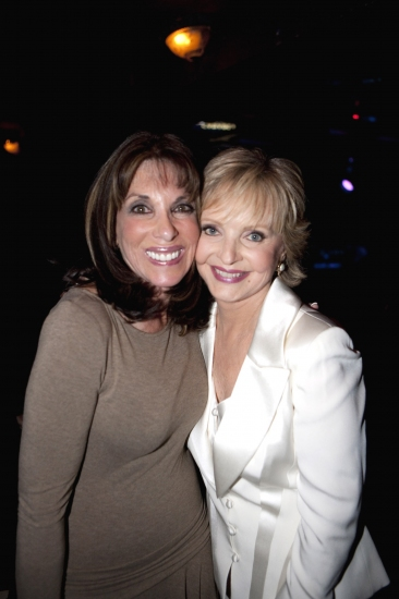 Photo Flash: Florence Henderson At CAN I GET A HUG