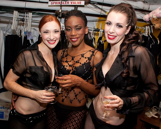Photo Coverage: CHICAGO 'Razzle Dazzles' at 13!