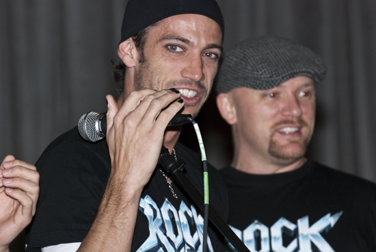 James Carpinello and Matthew Stocke