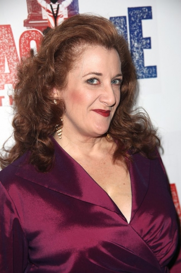 Donna Migliaccio at RAGTIME Returns - Opening Night Party