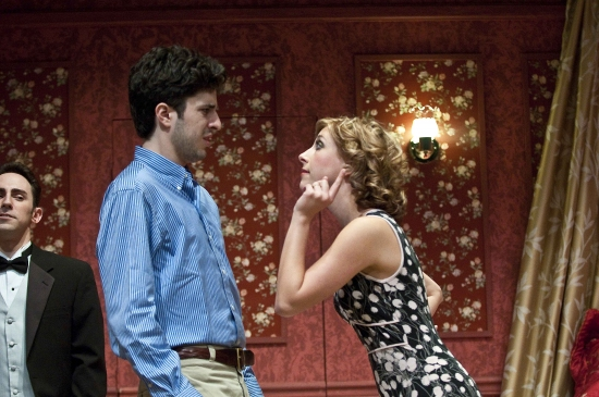 Photo Flash: PERFECT WEDDING Now Playing at Bickford
