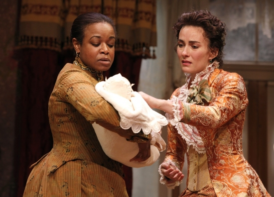 Photo Flash: IN THE NEXT ROOM (or the vibrator play) At The Lyceum Theater