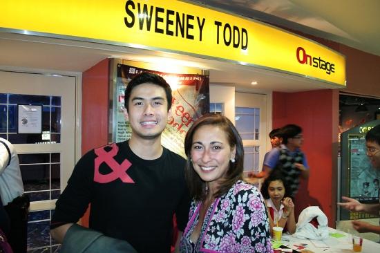 Photo Flash: SWEENEY TODD Manila Opening Weekend