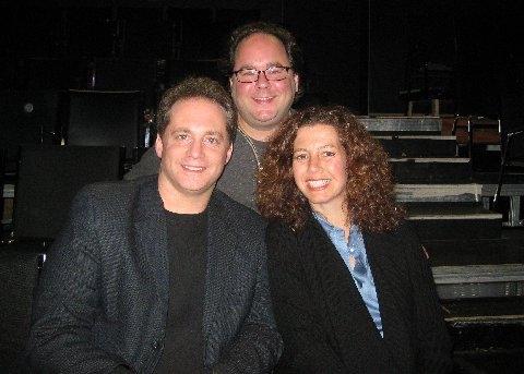 Laurence Holzman, Kyle Rosen and Felicia Needleman