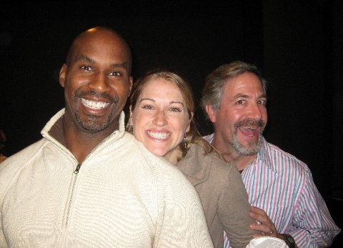 Photo Flash: Industry Reading of THE JERUSALEM SYNDROME, 11/16