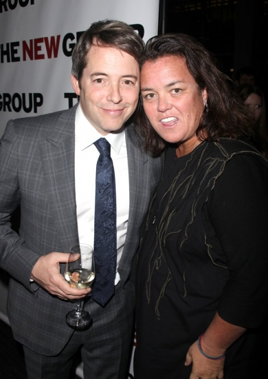 Photo Coverage: THE STARRY MESSENGER - After Party