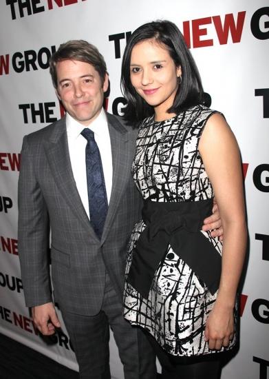 Matthew Broderick and Catalina Sandino Moreno Photo
