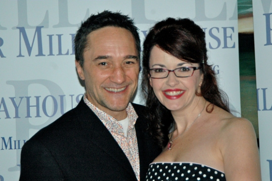 Photo Coverage: Opening Night for ON THE TOWN at Paper Mill Playhouse