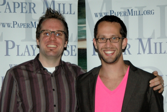 Bill Berry (Director) and Brandon Ivie (Assistand Director)