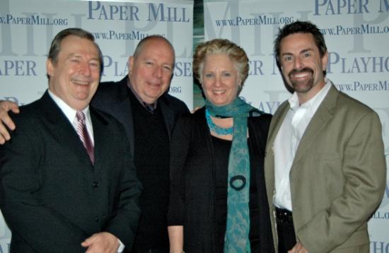 Mark W. Jones (Executive Director), Paul Delcolle, Carol Yahr, Keith Spence