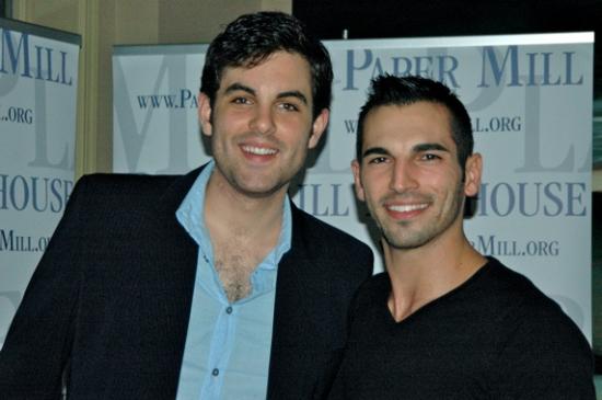 Zak Resnick and Michael Scirrotto