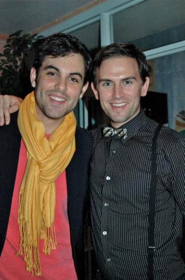 Zak Resnick and Daniel Reichard