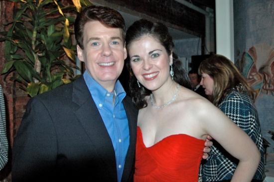 John Eaterlin and Sarah Jane McMahon