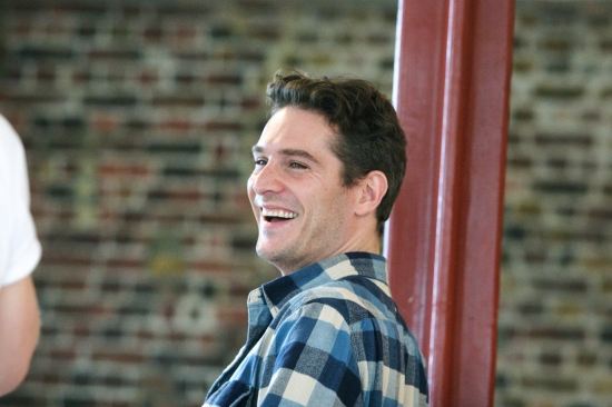 Photo Flash: SWEET CHARITY in Rehearsal at the Meinier Chocolate Factory