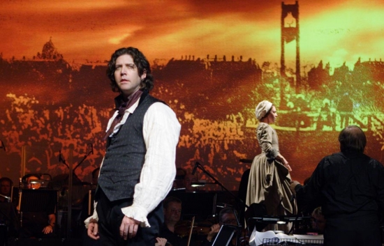 Photo Flash: A TALE OF TWO CITIES - THE UK THEATRICAL CONCERT