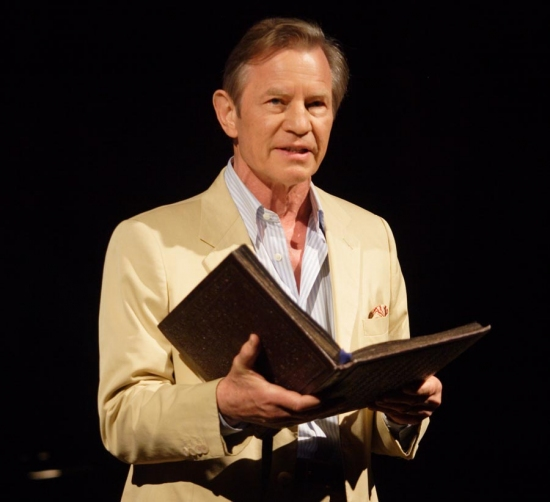 Michael York at A TALE OF TWO CITIES - THE UK THEATRICAL CONCERT