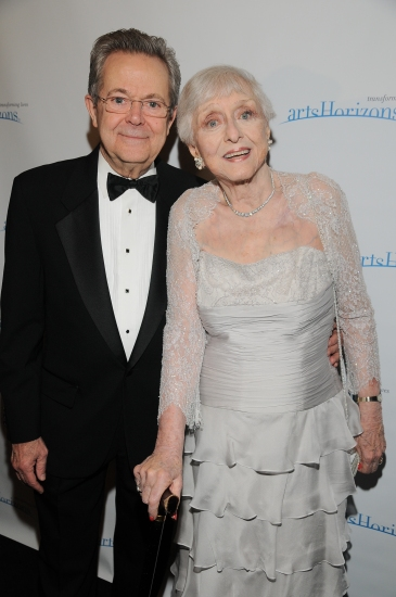 John Devol and Celeste Holm