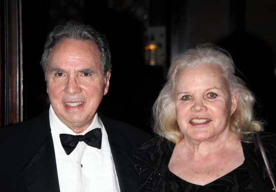 Carroll Baker and guest
