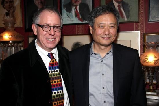 James Schamus and Ang Lee