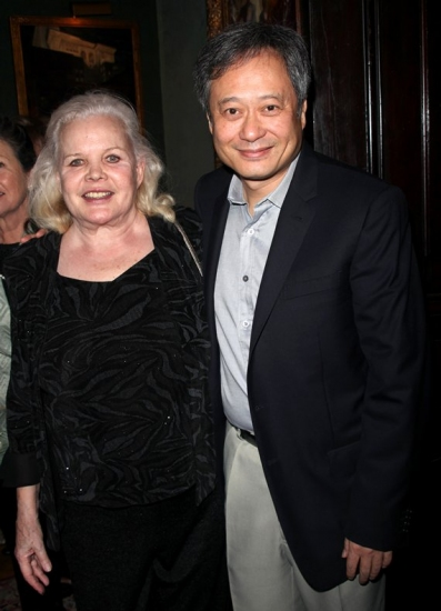 Carroll Baker and Ang Lee