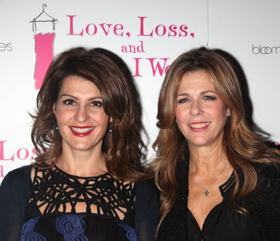 Photo Coverage: Off-Broadway's LOVE, LOSS And WHAT I WORE Welcomes New Cast