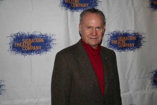 Playwright Romulus Linney