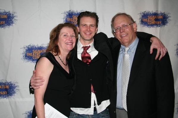 Martha Eldredge Stark, Bill Heck and Bill Stark