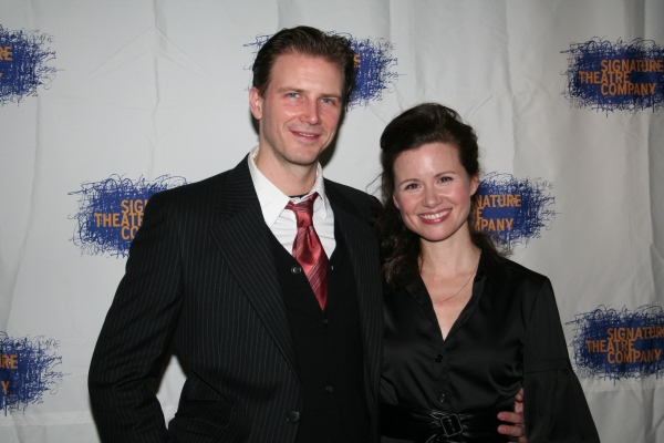 Bill Heck and Maggie Lacey